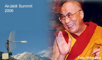 dalai lama airjaldi summit